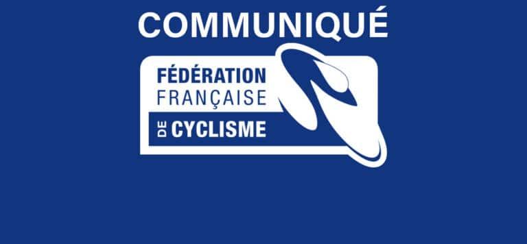 Communiqué FFC du 12 mai 2021
