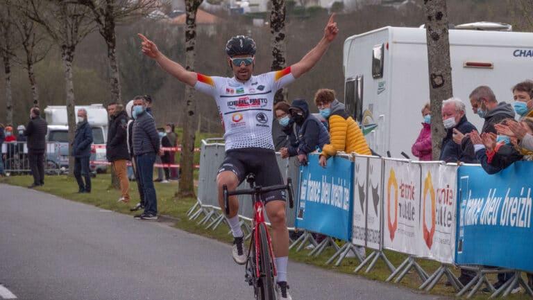 Johan Le Bon s'impose au Grand Prix Gilbert Bousquet