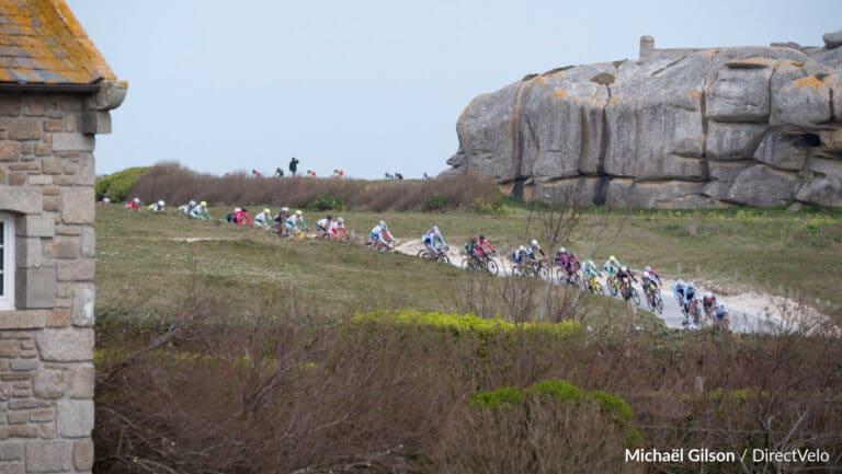 Tour du Pays de Lesneven Côte des Légendes : une réussite pour la première épreuve par étapes française