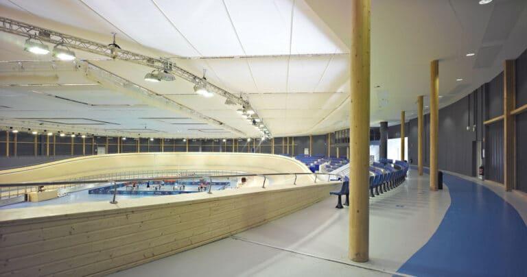 Vélodrome couvert de Loudéac : le cabinet d'architecte validé