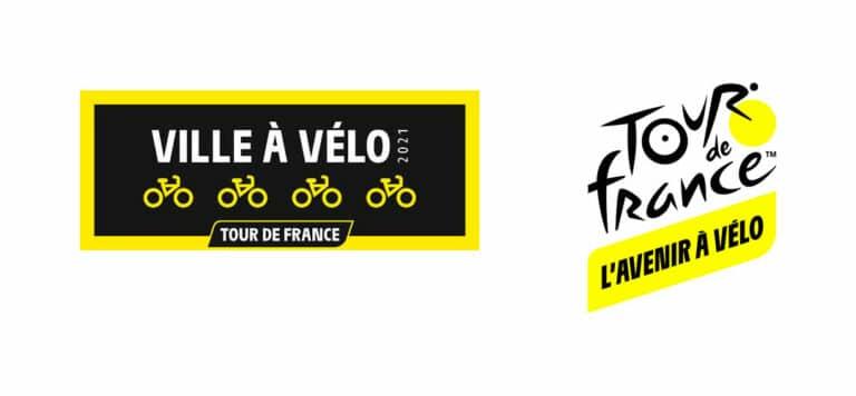 Huit villes bretonnes labellisées « Ville à vélo du Tour de France »