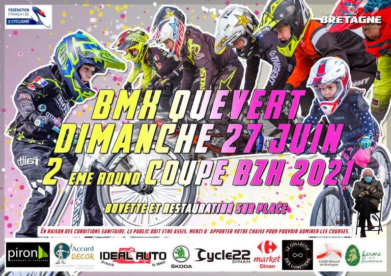Coupe de Bretagne BMX #2 à Quévert (22)
