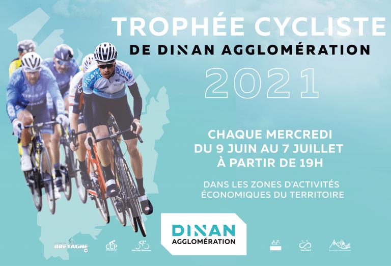 Trophée Cycliste de Dinan Agglomération : les classements généraux
