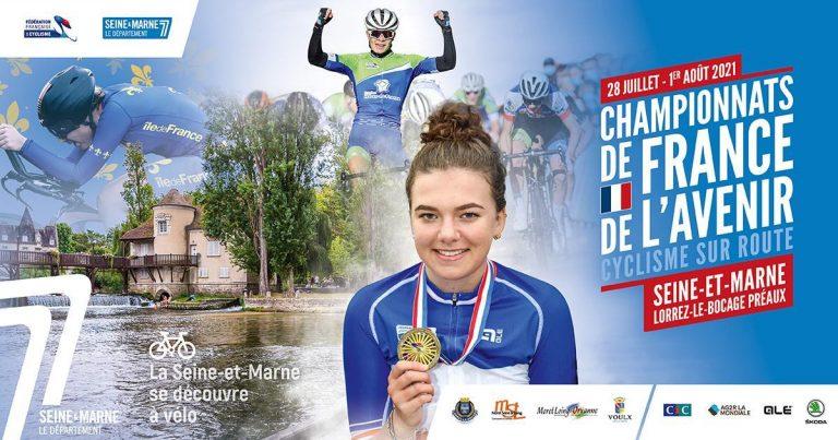 Championnats de France de l'Avenir : les sélectionné(e)s bretons