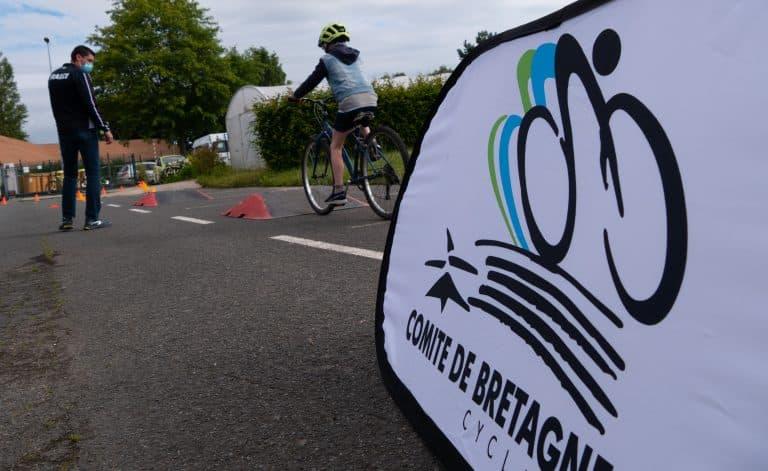 Initiation Savoir Rouler à Vélo à l'IME Guy-Corlay