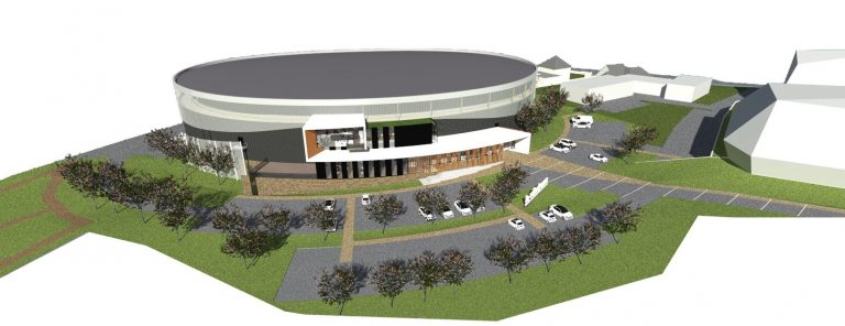 Vélodrome couvert : l'architecte dévoile les maquettes du projet
