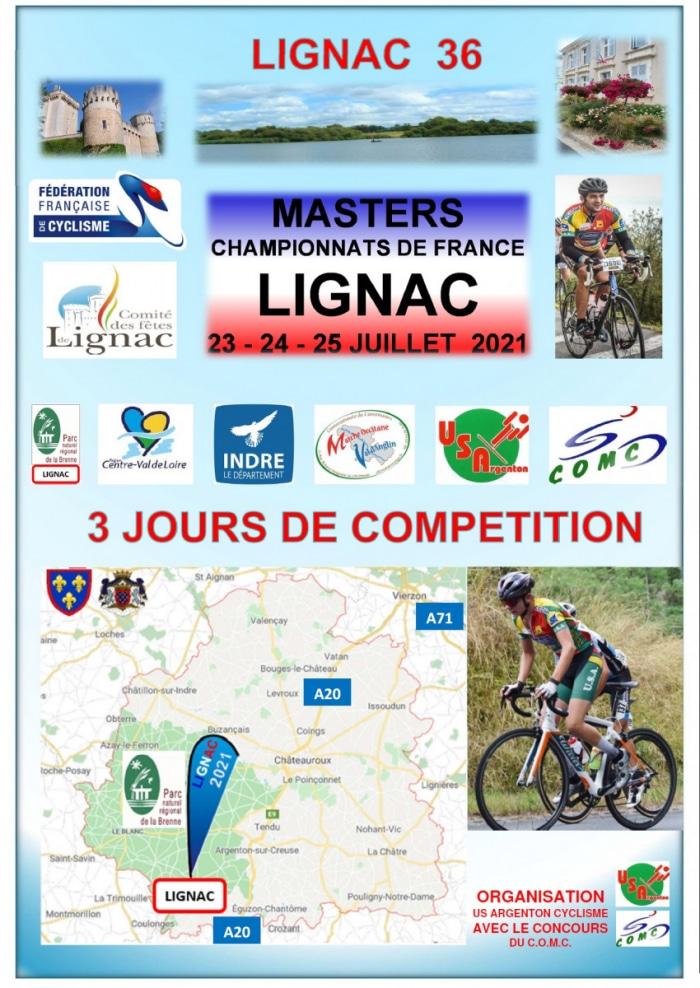 Championnats de France Master : un titre et une 3ème place pour les coureurs bretons