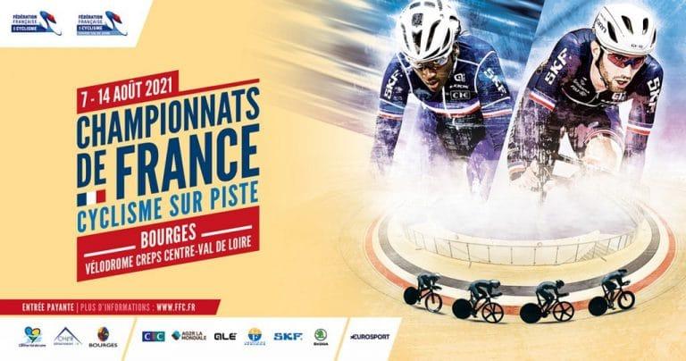 Stage piste – Préparation Championnats de France piste