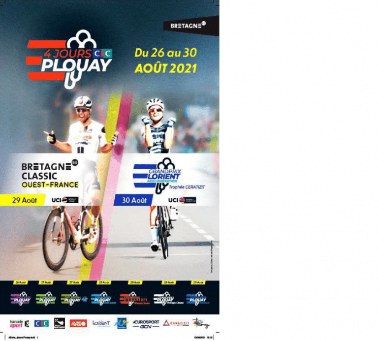1ère édition Handisport du Grand Prix de Plouay