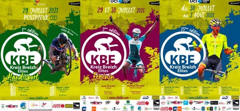 KBE handisport, féminin et hommes du 29 juillet au 2 août