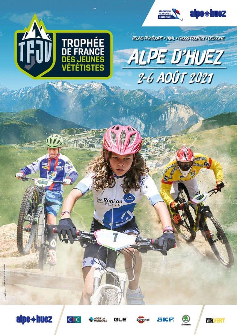 Trophée de France des Jeunes Vététistes