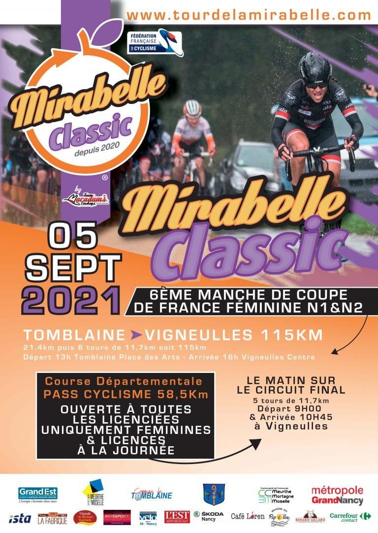Mirabelle Classic – Coupe de France Femmes
