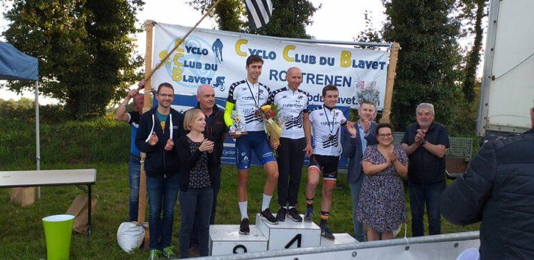 Championnats de Bretagne Pass'Cyclisme : les classements